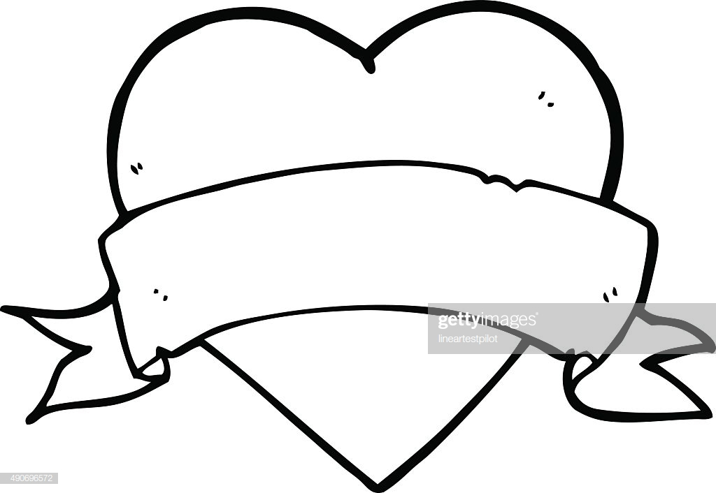 1024x706 Huge Collection Of 'heart Cartoon Drawing' Download More Than