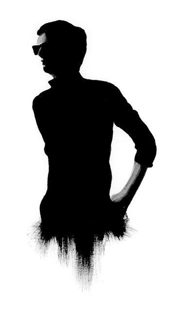 356x640 shadow in d e s i g n art, shadow illustration