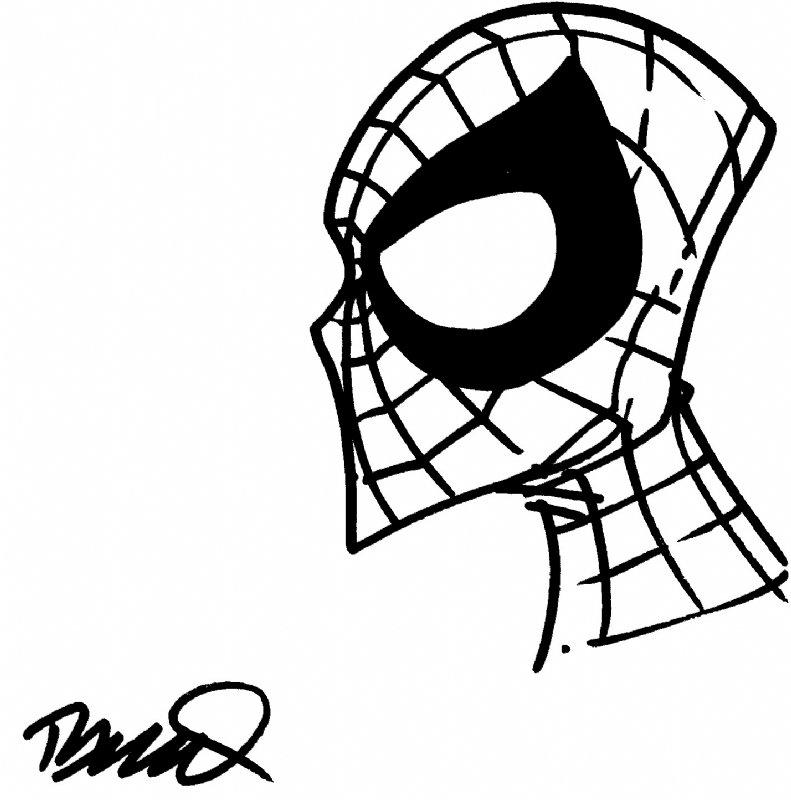 791x800 Spider Man