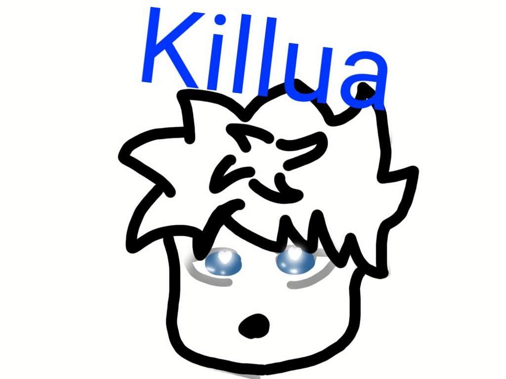 1024x768 this is my crappy drawing of killua hunter x hunter amino
