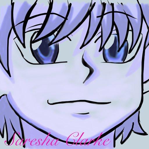 512x512 my drawing of killua zoldyck hunter x hunter amino