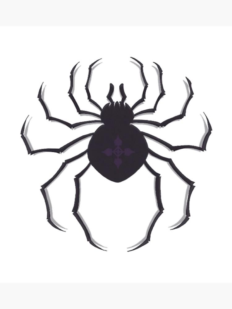 750x1000 phantom troupe spider hunter x hunter graphic photographic print