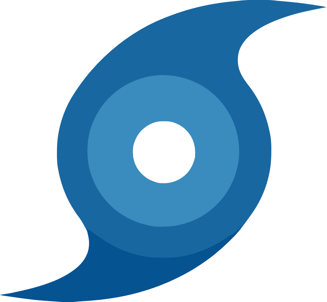 1039x961 hurricane hurricane hurricane symbol, symbols, blue