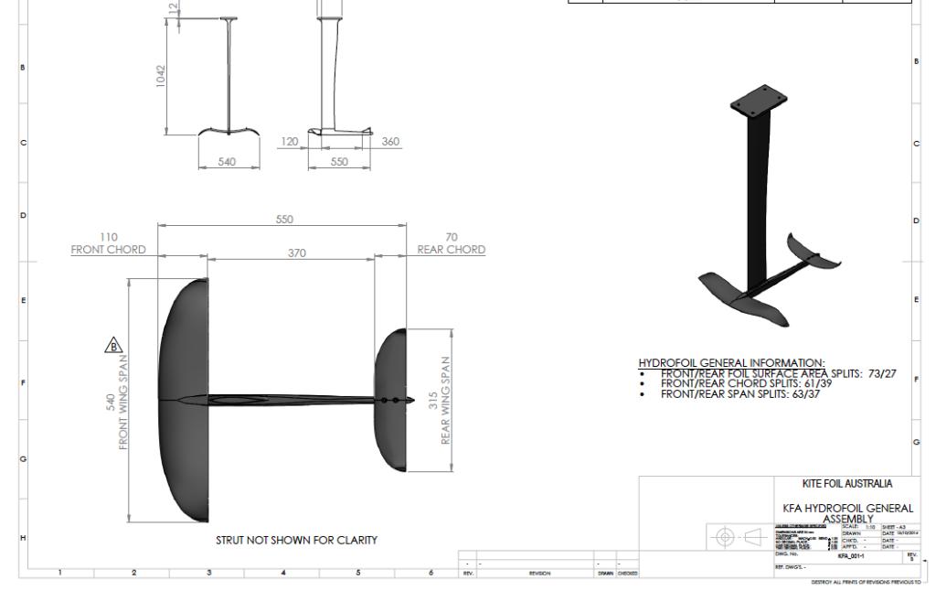 1024x646 kite hydrofoil plan boat plans, wood boat plans, boat
