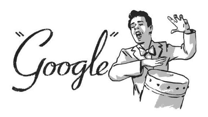 724x407 google doodle serenades i love lucy's desi arnaz google doodle