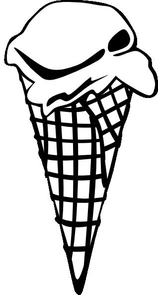 318x593 Ice Cream Cones Ff Menu Clip Art
