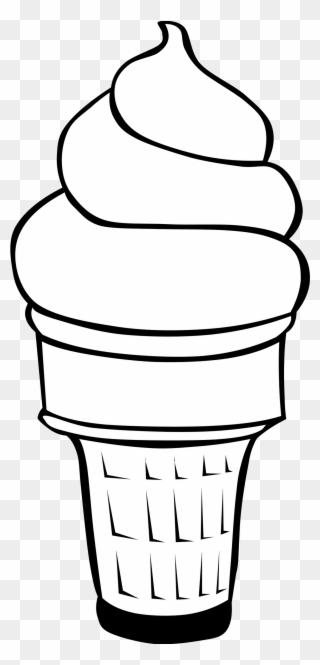Ice Cream Line Drawing | Free download best Ice Cream Line