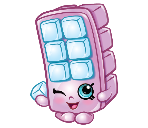 577x496 blocky ice cube shopkins shopkins drawings, ice cube drawing