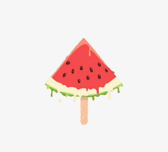 564x510 watermelon in watermelon ice
