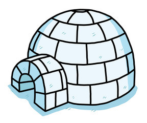 Collection of Igloo clipart | Free download best Igloo