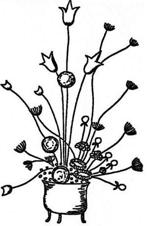 300x456 bouquet middle ages aranjamente floral design, floral