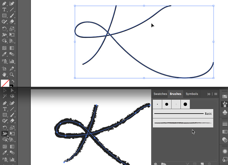 742x536 Creating Beautiful Curves In Illustrator Training Connection