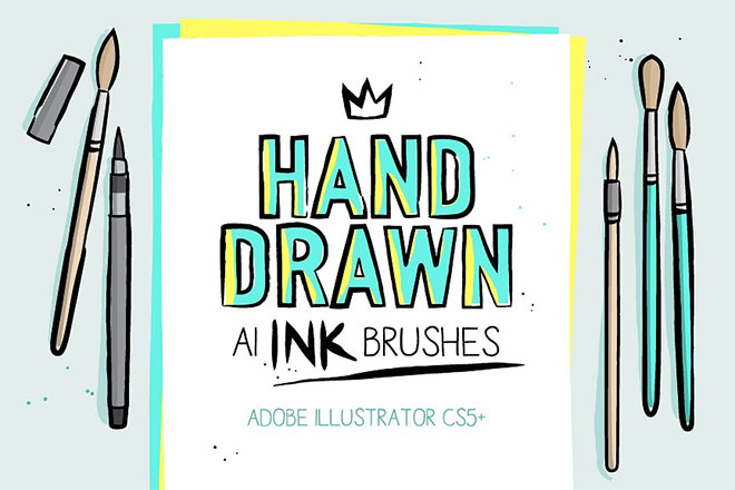 660x440 Adobe Illustrator Brush Sets You Can Download For Free