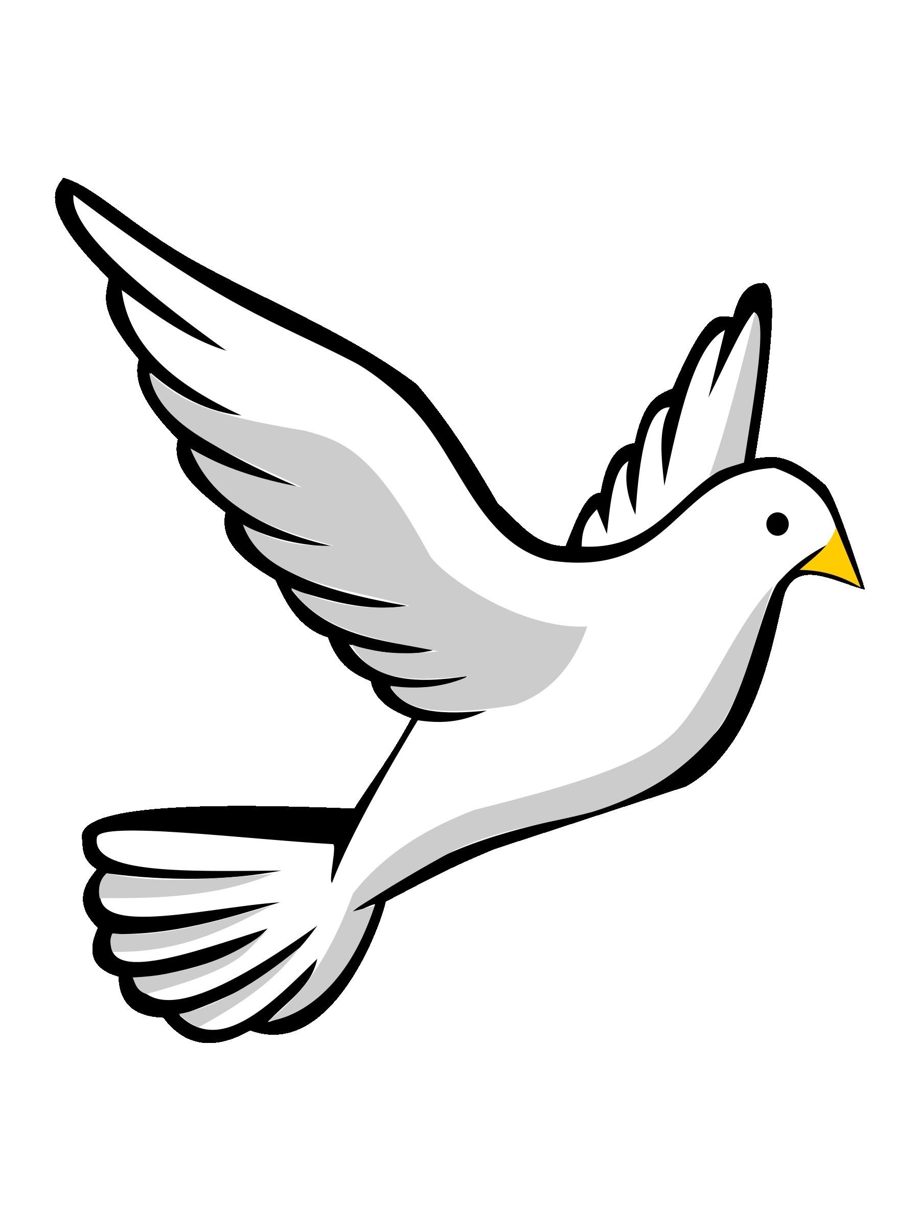 1800x2400 flying bird drawing within clip art bird easy clip art bird