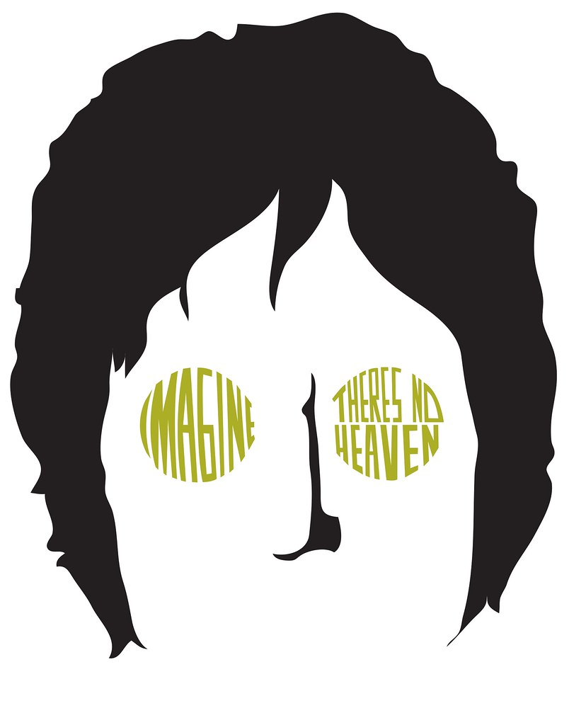 804x1024 imagine theres no heaven drawing i did of john lennon