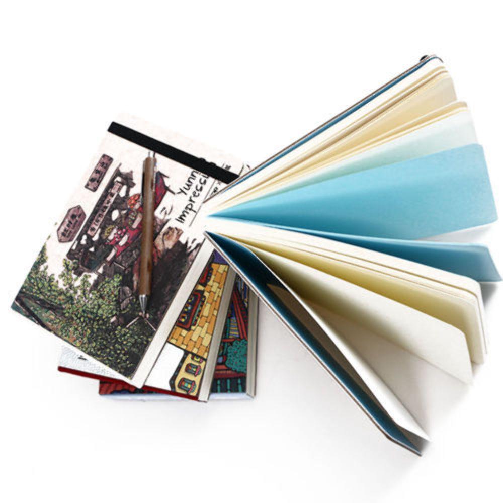 1000x1000 impression artist sketchbook travel bag quality notebook artist