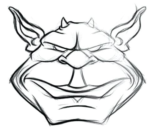 Incredible Hulk Face Drawing Free Download Best Incredible Hulk