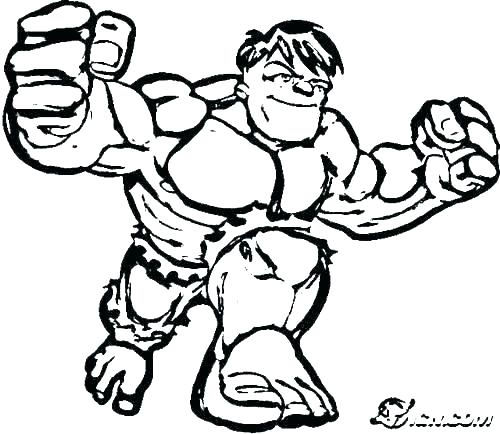 500x434 the incredible hulk coloring pages the incredible hulk coloring