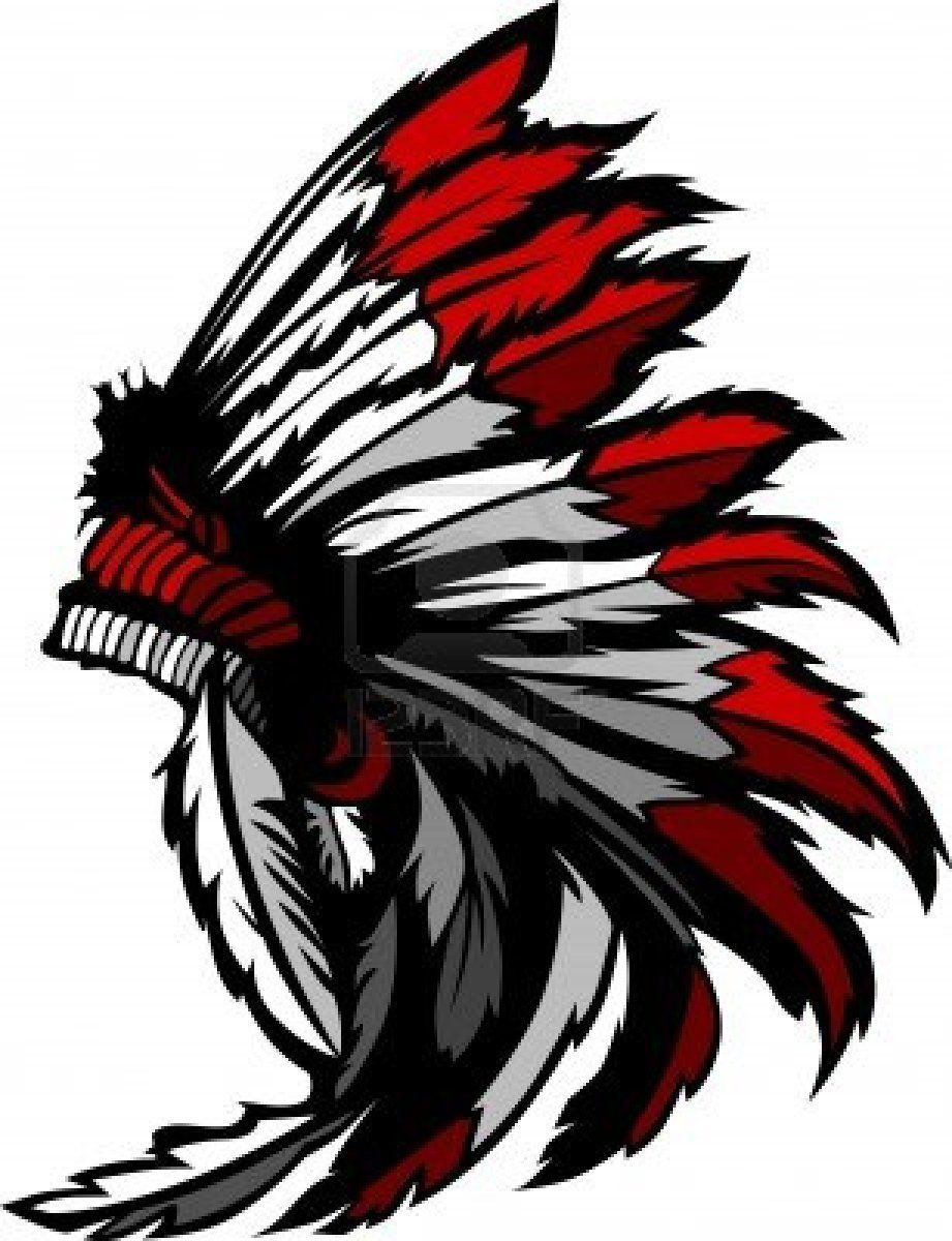 921x1200 stock vector graphics red indian, red indian tattoo, indian