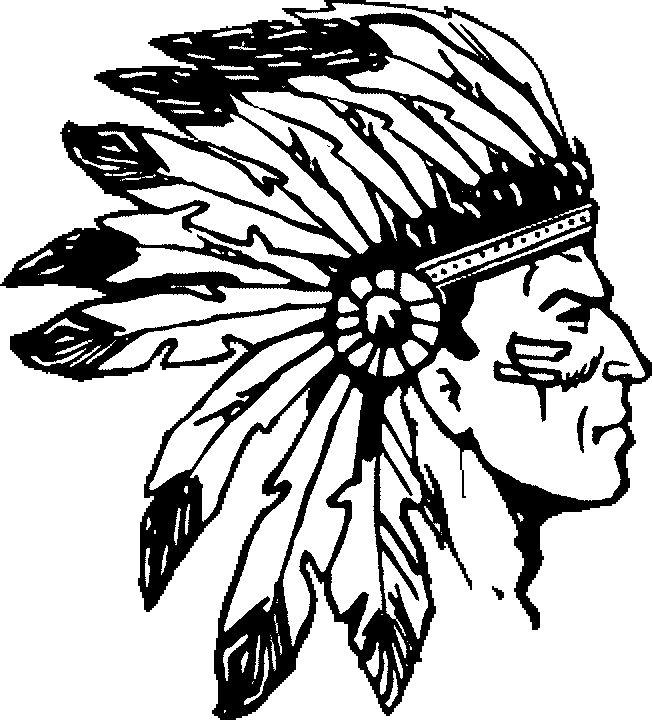 Indian Tomahawk Drawing