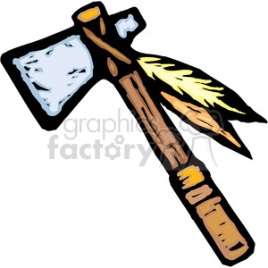 Indian Tomahawk Drawing   Free download best Indian Tomahawk