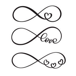 a0f20fa7a9ae1 Infinity Heart Drawing | Free download best Infinity Heart Drawing ...