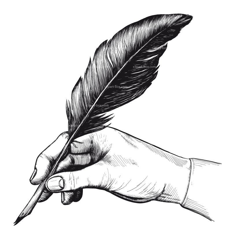 800x800 ink pen fountain pen clip art free vector in open office drawing