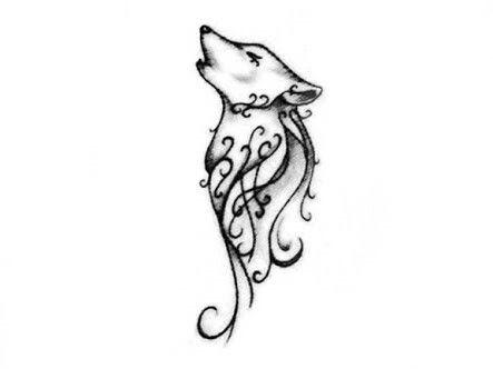 443x332 Wolf Tattoos