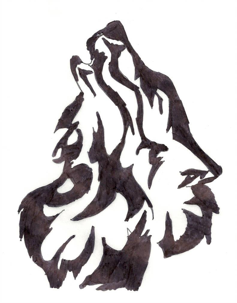 791x1010 Wolf Ink