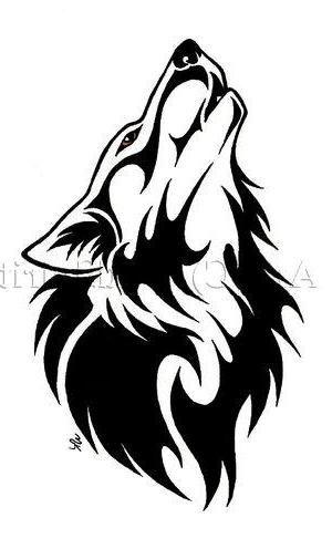 300x496 Wolf Tattoo Ink Ideas Tattoos, Simple Wolf Tattoo, Wolf Tattoos