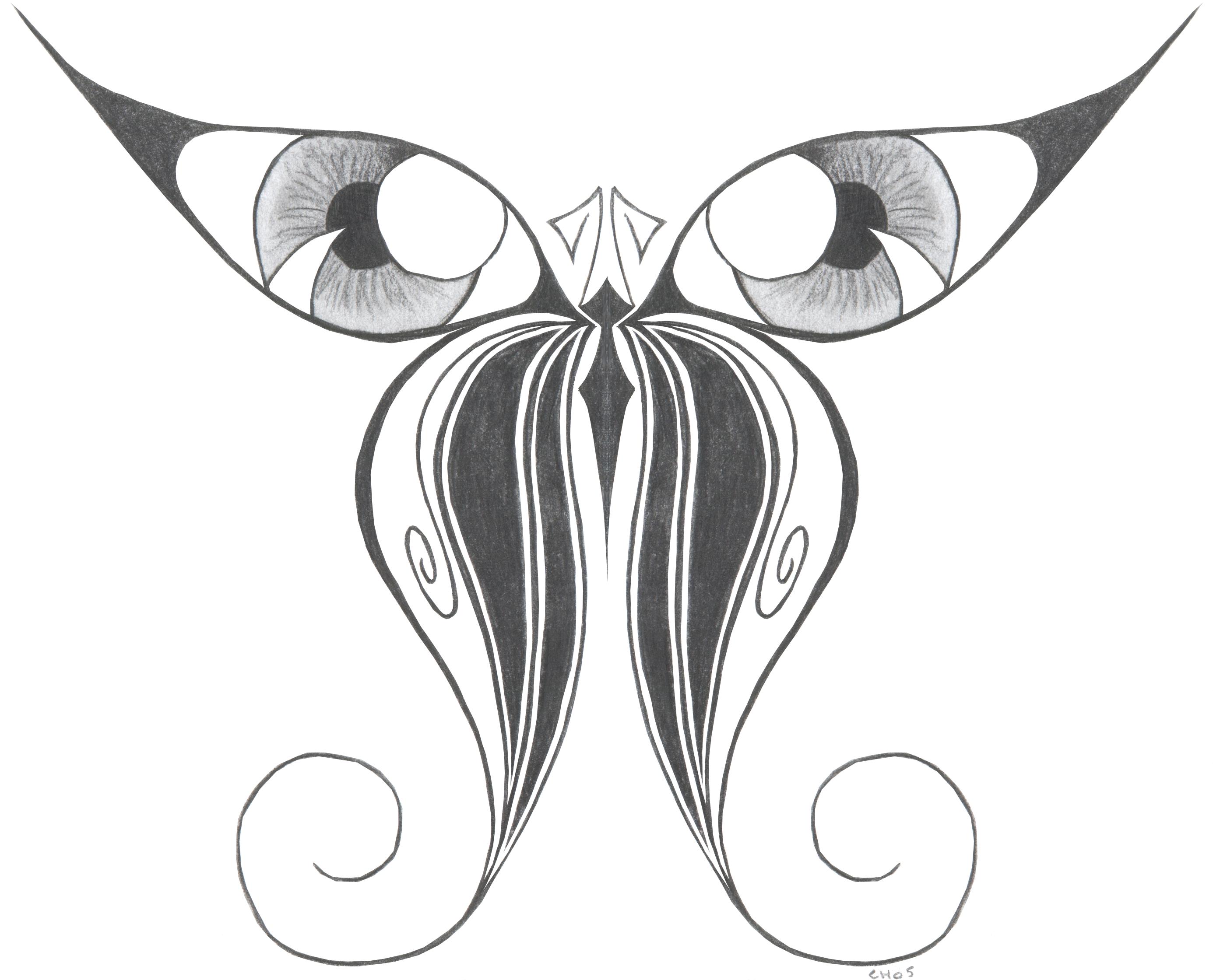 2771x2240 Butterfly Drawings, Art Ideas Design Trends