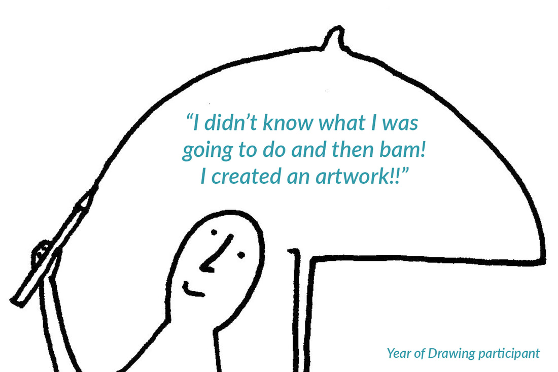 1100x733 A Year Of Drawing