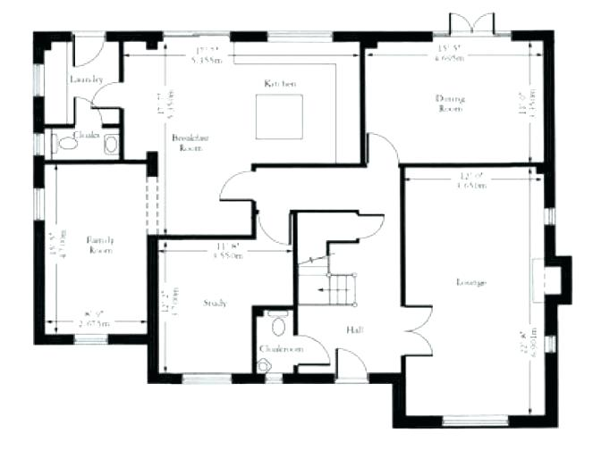 672x504 house plan with swimming pool inside pool inside house small