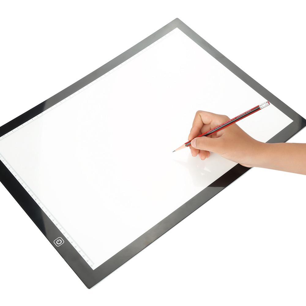 1000x1000 Led Tracing Light Pad Stencil Drawing Board Pattern Art Design