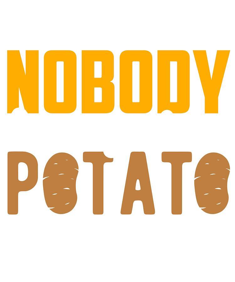 750x900 internet potato on the internet nobody knows you are a potato