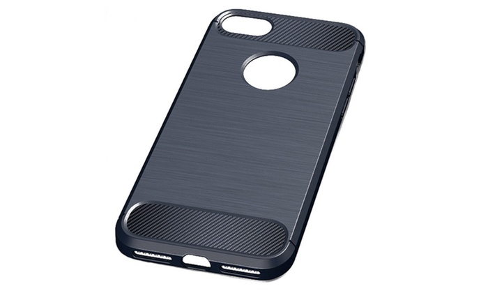 700x420 Luxury Shockproof Carbon Fiber Soft Tpu Drawing Case For Iphone