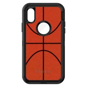 300x300 Otterbox Defender For Iphone Plus X Xs Max Xr Basketball