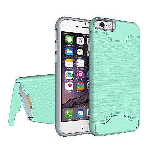 500x500 Iphone Case Wire Drawing Shockproof Armor Case Tpu Pc Card