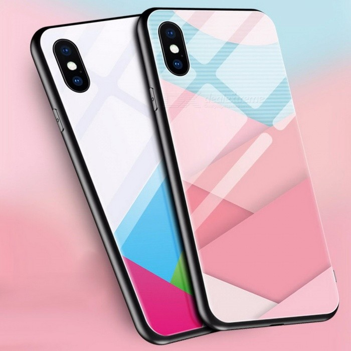 700x700 Colored Drawing Painted Ultra Thin Silicone Mobile Phone Cases