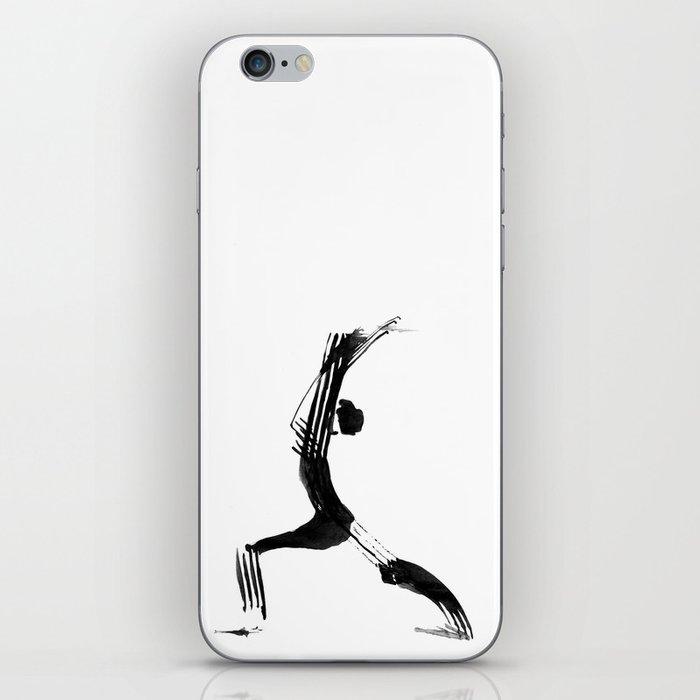 700x700 Moder Black And White, Minimalist Ink Figure Yoga Drawing, Yoga
