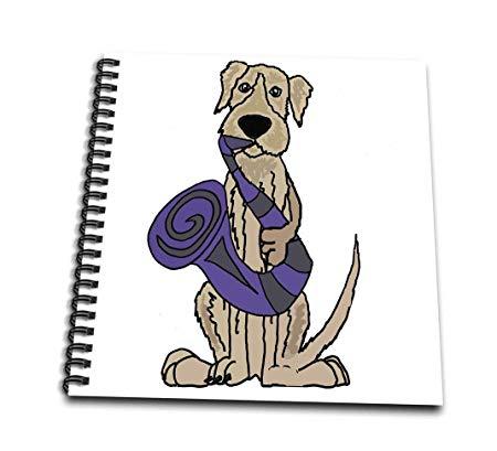 Irish Wolfhound Drawing