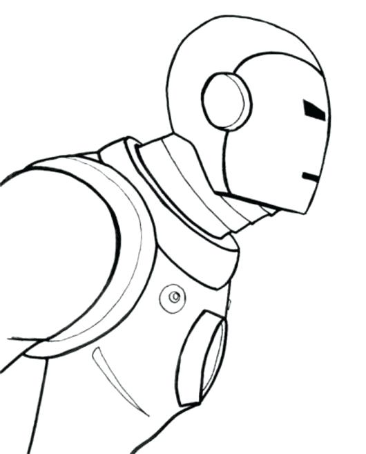530x657 iron man coloring pages easy iron man coloring pages for kids