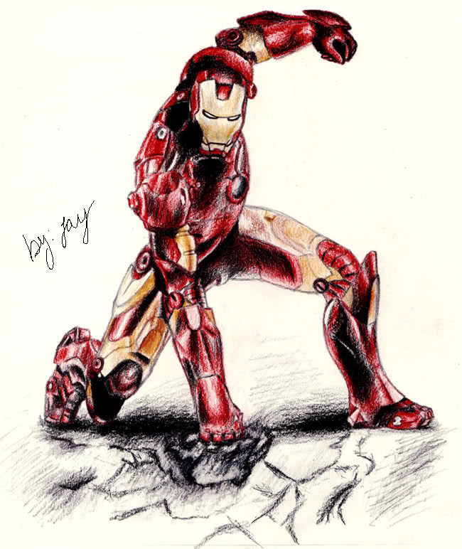 650x772 how to draw iron man easy lovely collection of iron man drawing