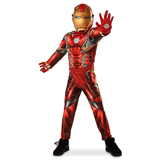 522x522 Marvel Iron Man Costume For Kids