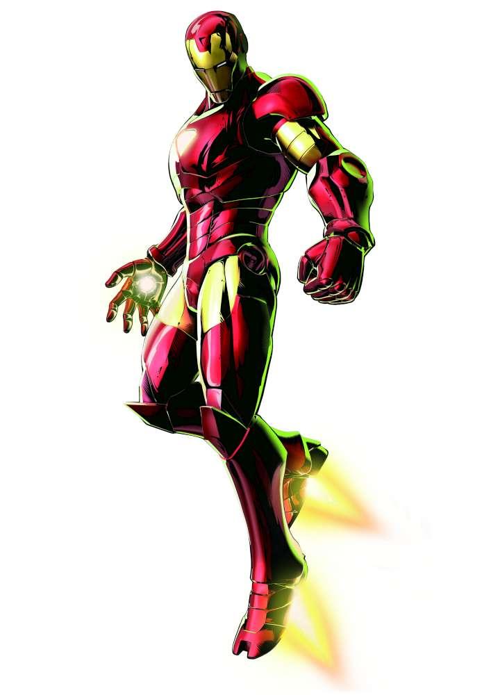 707x1000 Iron Man