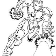 216x216 Iron Man Netart