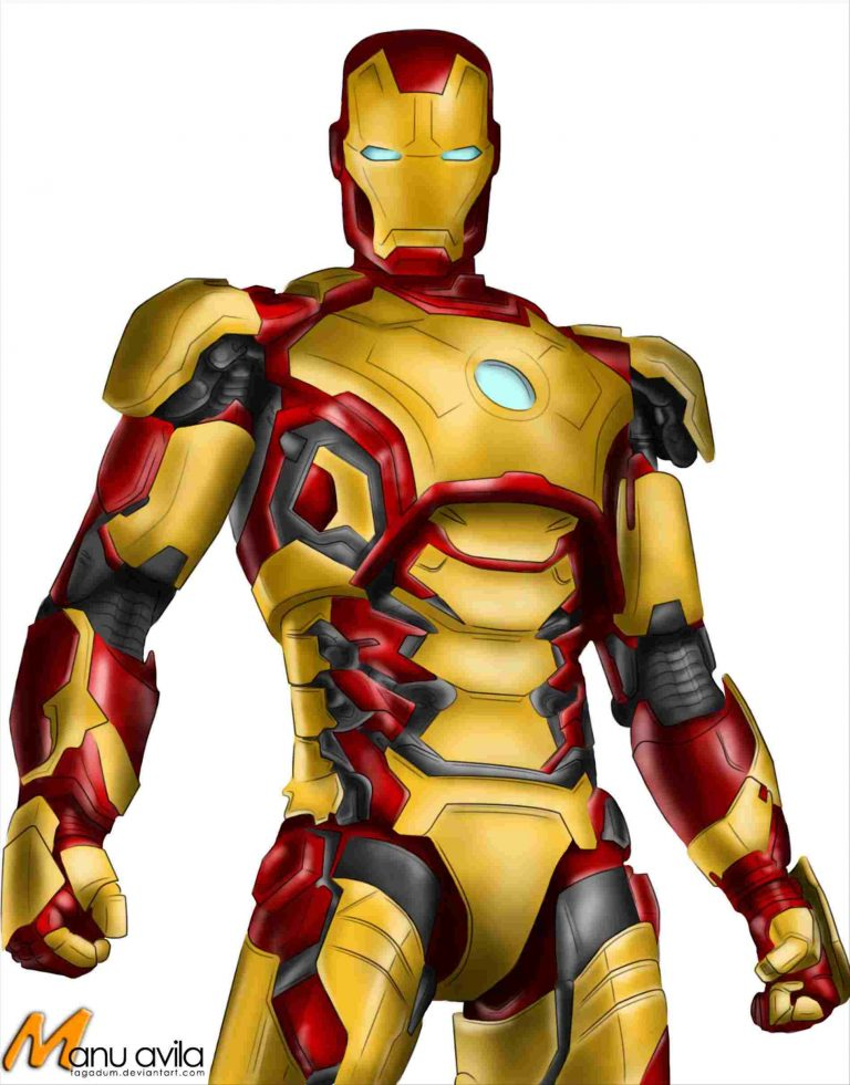 768x981 Iron Man Drawing Color Easy Man Suit Coloring Pages For Kids