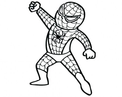 485x387 Iron Spider Coloring Pages Best Of Spider Man Coloring Pages