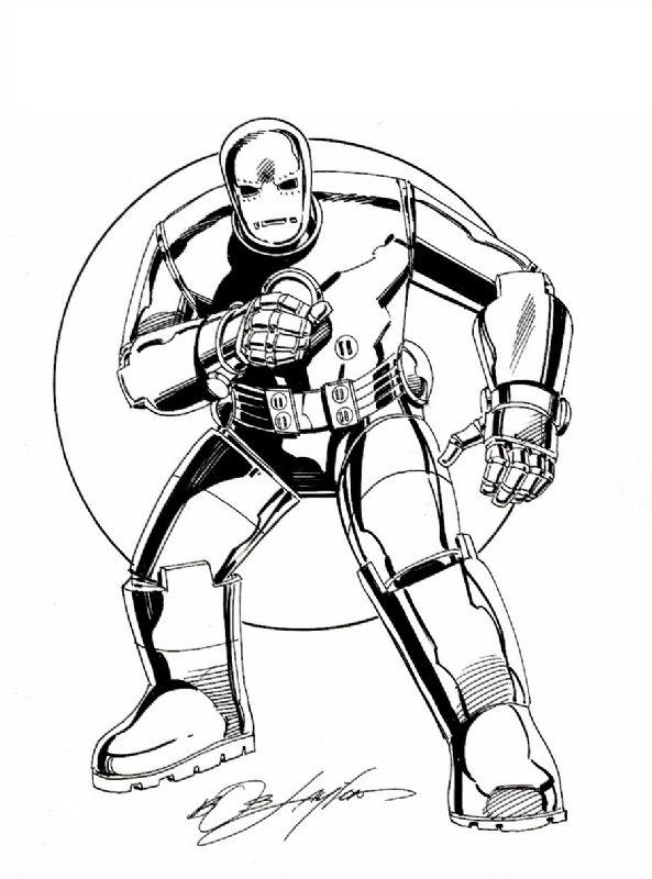593x800 Original Iron Man