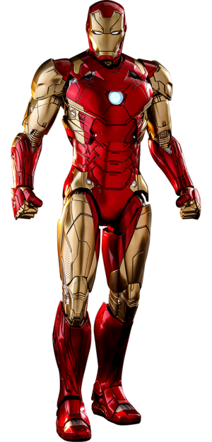 300x625 Hot Toys Marvel Figures Sideshow Collectibles